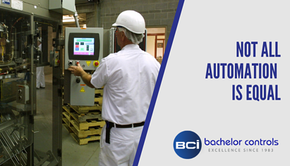 BCI Not All Automation is Equal