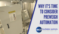 Why It's Time to Consider Preweigh Automation