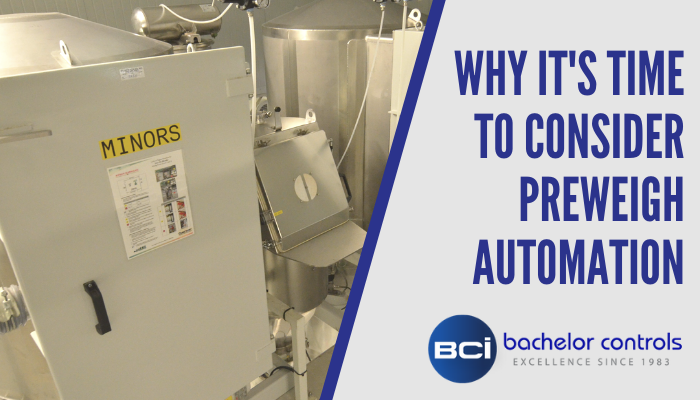 BCI preweigh automation